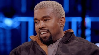 Kanye West Discusses Being Bipolar And His Love For Velcro With David Letterman In A New Netflix Trailer