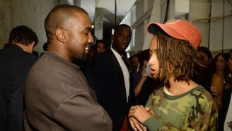 Jaden Smith Is Set To Play A Young Kanye West In Kanye's Upcoming Showtime Series 'Omniverse'