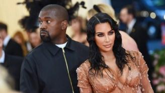 Kanye West And Kim Kardashian Announced The Birth Of Their Fourth Child, A Baby Boy