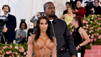 Kanye West's Met Gala Outfit Featured A Simple $40 Dickies Jacket