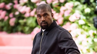 Kanye West Claims He Didn't Need Permission To Sample Another Artist's Work On 'Kids See Ghosts'