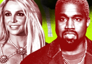 Kanye West, Britney Spears, And Other Musical Acts Who Should Have A Movie Made About Them