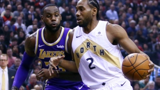 The Complete 2019-20 NBA On TNT Schedule Includes Lakers-Clippers On Opening Night