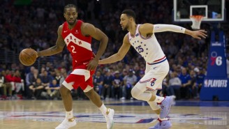 Kawhi Leonard Dominated Again As The Raptors Evened The Series With The Sixers In Game 4