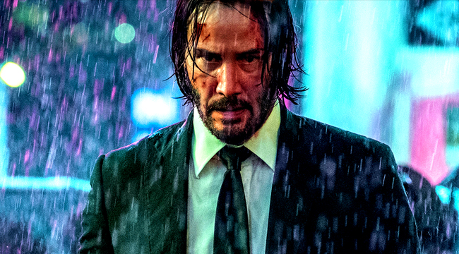 Keanu Reeves Interview: On 'John Wick 3' And Return Of 'Bill