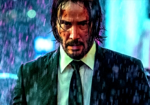 Keanu Reeves On 'John Wick 3,' The Return Of Bill and Ted, And His Love For Will Smith's 'Wild Wild West'