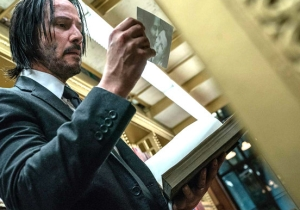 Here's A Nice Story About Keanu Reeves And Horses On The Set Of 'John Wick 3'