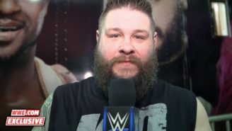 Kevin Owens Offered His Perspective On His Recent Heel Turn