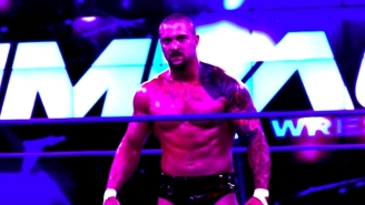 Killer Kross Reportedly Wants His Release From Impact Wrestling