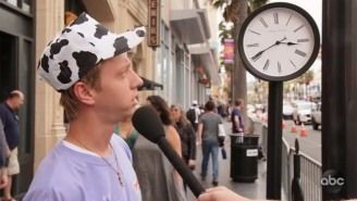 'Jimmy Kimmel' Sets Out To Learn If Young People Can Read An Analog Clock (They Can't)
