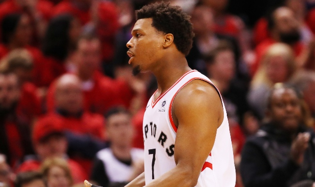 Kyle Lowry Will Not Play For Team USA Due To His Thumb Injury