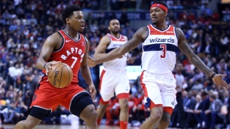 Bradley Beal And Kyle Lowry Are Reportedly On The Lakers Offseason Trade Target List