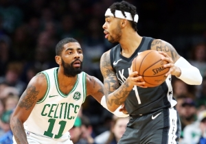 Kyrie Irving Is Reportedly Parting With His Agent To Join ROC Nation Sports
