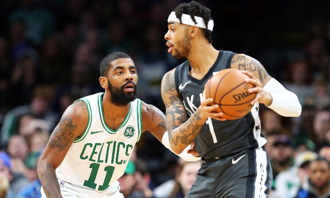Kyrie Irving Is Reportedly Parting With His Agent To Join ...Kyrie Irving Sage