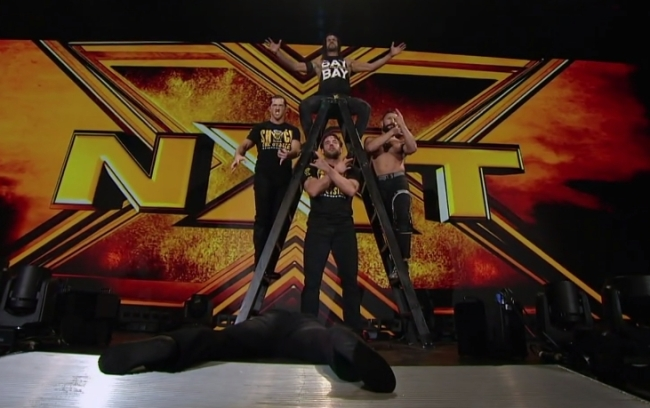 The Best And Worst Of WWE NXT 5/29/19: Ladder Up