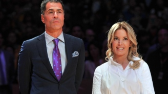 Jeanie Buss Has '100 Percent Confidence' In Rob Pelinka Running The Lakers