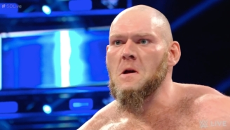 WWE Is Fining Lars Sullivan $100,000 For His Past Remarks