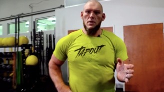 Lars Sullivan's Intolerant Past Is A Problem For His WWE Career In The Present