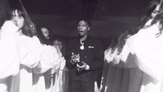 Meek Mill And Lil Baby Pray For Redemption In DJ Khaled's 'Weather The Storm' Video