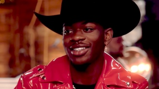 Lil Nas X Gave His First TV Performance Of 'Old Town Road' On 'Desus And Mero'