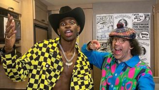 Lil Nas X Discussed Living With Just $5 In His Bank Account In An Interview With Nardwuar
