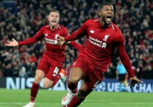 Liverpool Stunned Barcelona With A 4-0 Win To Complete A Champions League Comeback For The Ages