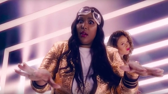 Open Mike Eagle Asks Lizzo For 'Extra Consent' Before A Romantic Rendezvous In His Latest Satirical Video