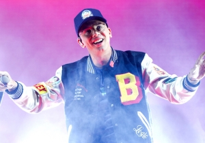 Logic Announced The Dates For His Fall Tour With Opening Acts JID And YBN Cordae