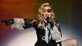 Madonna And Swae Lee Warn How Dangerous It Can Be To 'Crave' Someone