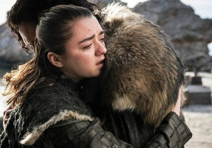 Maisie Williams Initially Had One Big Regret About The Final Season Of 'Game Of Thrones'