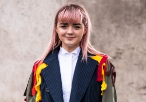 Maisie Williams Opens Up About The Toll That 'Game Of Thrones' Fame Took On Her Mental Health