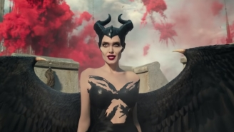 'Maleficent: Mistress of Evil' Teaser Pits Angelina Jolie Against Michelle Pfeiffer