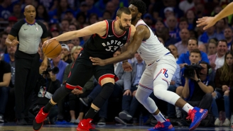 Marc Gasol Reveals What He Told Joel Embiid After The Raptors Won Game 7