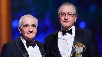 Martin Scorsese Sounds Kind Of Worried About The De-Aging Effects In 'The Irishman'