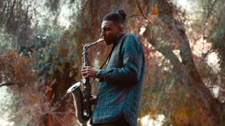 Masego Delivers A Soulful Saxophone Serenade In His Romantic 'Tadow' Video