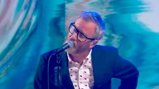The National Performed The Stirring 'You Had Your Soul With You' On 'The Late Show'