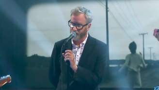 The National Performed The Stunning Fan-Favorite 'Rylan' On 'The Late Show'