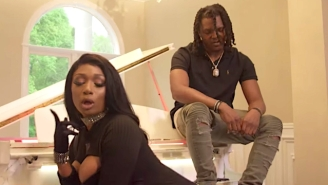 Young Nudy And Megan Thee Stallion's 'Shotta' Video Is A Violent Gangster Fantasy