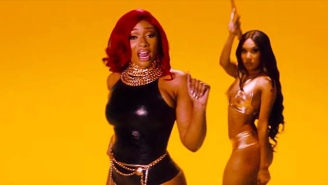 Megan Thee Stallion Brushes Off The Haters In Her 'Charlie's Angels'-Inspired 'Realer' Video