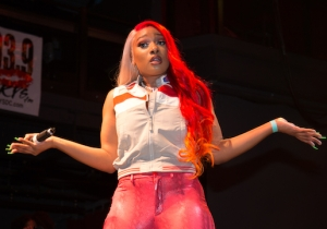 Fans Think Megan Thee Stallion And Nicki Minaj Will Collaborate After A Joint Instagram Live Stream