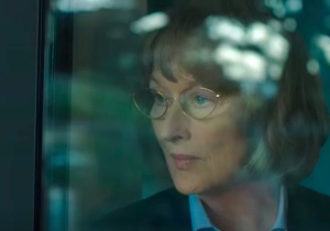 Meryl Streep Presents A Serious Threat To The 'Monterey Five' In A New 'Big Little Lies' Trailer