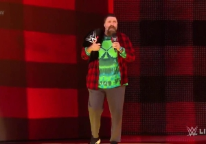 Mick Foley Debuted WWE's New '24/7′ Championship On Raw
