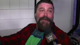 Mick Foley Explained Why He Thinks Fans Booed The WWE 24/7 Title Announcement