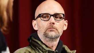 Moby Has Cancelled His Book Tour Following The Controversy Over His Claims To Have Dated Natalie Portman