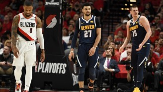 The Nuggets Topped The Blazers In Another Nail-Biter, Evening The Series In Game 4