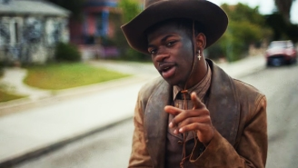 Lil Nas X Partnered With Wrangler For An 'Old Town Road' Inspired Capsule Collection