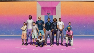 'NBA Live' And Pigalle Will Team Up For A LIVESTRIKE Inspired By Paris Fashion Week