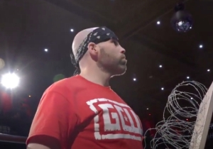 In The Court Of Nick Gage, Independent Wrestling's King Of Ultraviolence
