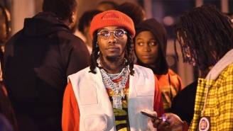 Offset Was Reportedly The Target Of A Drive-By Shooting At An Atlanta Recording Studio