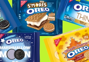 Five New Oreos Are Coming Soon And None Of Them Sound Like Garbage
